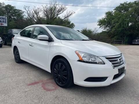2013 Nissan Sentra for sale at Hi-Tech Automotive West in Austin TX