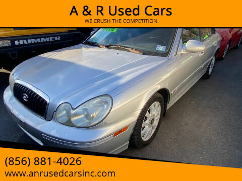 2005 Hyundai Sonata for sale at A & R Used Cars in Clayton NJ