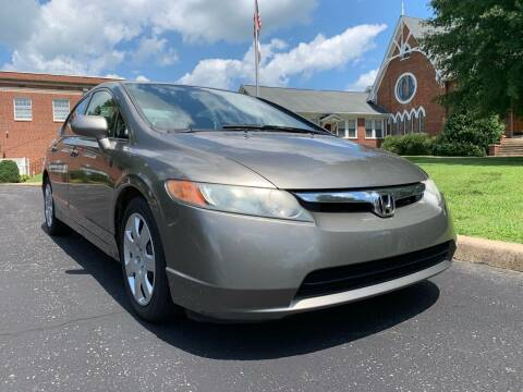 2008 Honda Civic for sale at Automax of Eden in Eden NC