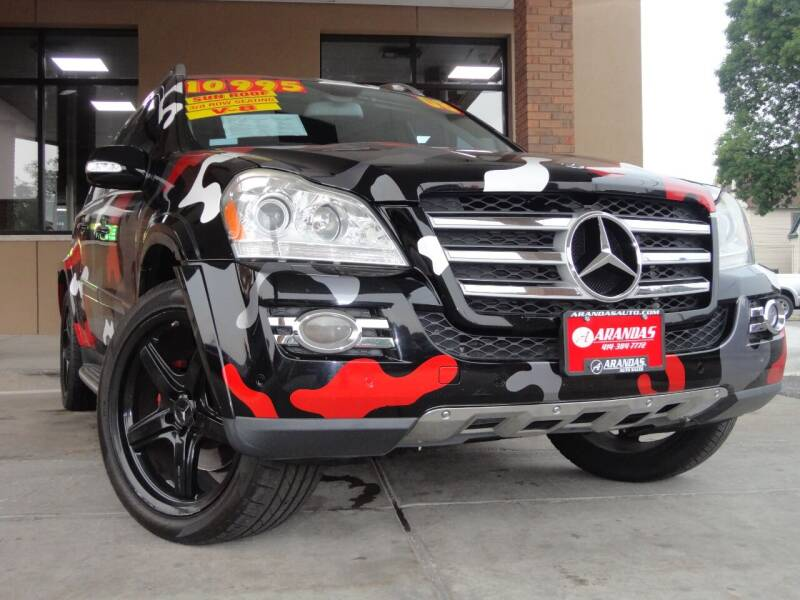 2008 Mercedes-Benz GL-Class for sale at Arandas Auto Sales in Milwaukee WI