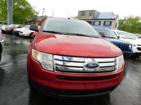 2008 Ford Edge for sale at WOOD MOTOR COMPANY in Madison TN