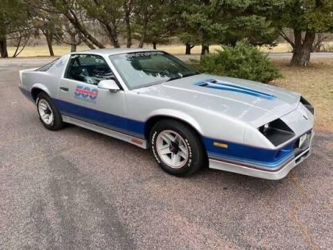 1982 Chevrolet Camaro for sale at Classic Car Deals in Cadillac MI