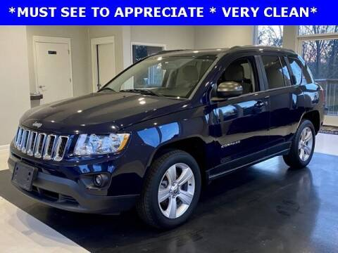 2013 Jeep Compass for sale at Ron's Automotive in Manchester MD