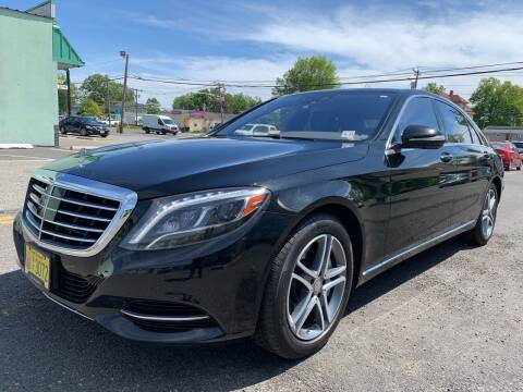 2016 Mercedes-Benz S-Class for sale at MFT Auction in Lodi NJ