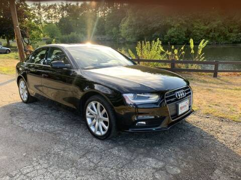 2013 Audi A4 for sale at Matrix Autoworks in Nashua NH
