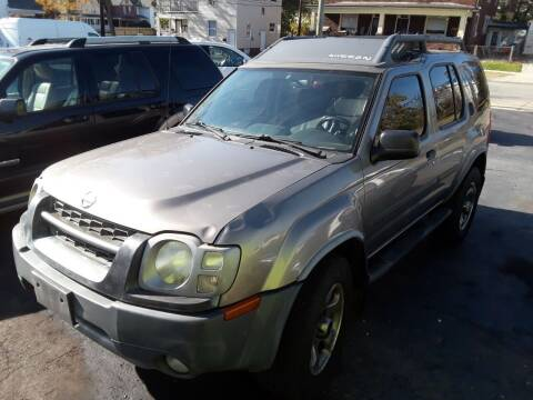 2003 Nissan Xterra for sale at Kash Kars in Fort Wayne IN