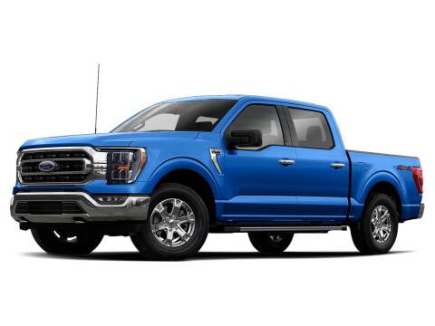 2021 Ford F-150 for sale at West Motor Company - West Motor Ford in Preston ID