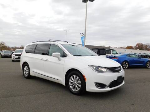 2017 Chrysler Pacifica for sale at Radley Cadillac in Fredericksburg VA