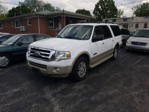 2007 Ford Expedition EL for sale at JC Auto Sales in Belleville IL