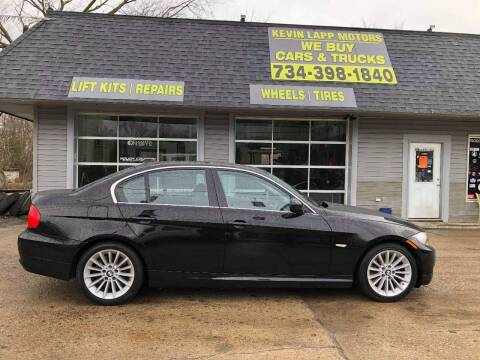 2011 BMW 3 Series for sale at Kevin Lapp Motors in Plymouth MI