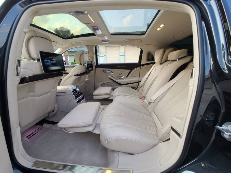 2018 Mercedes-Benz S-Class for sale at Monaco Motor Group in Orlando FL