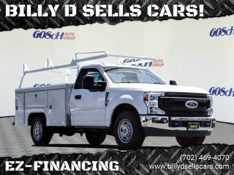 2021 Ford F-350 Super Duty for sale at BILLY D SELLS CARS! in Temecula CA