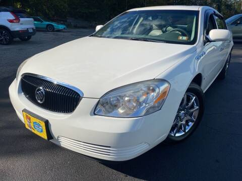 2007 Buick Lucerne for sale at Granite Auto Sales in Spofford NH