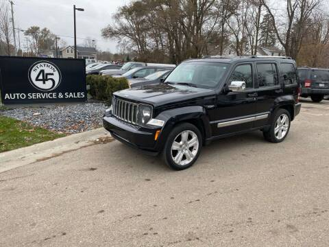 2011 Jeep Liberty for sale at Station 45 Auto Sales Inc in Allendale MI