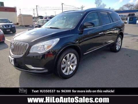 2017 Buick Enclave for sale at Hi-Lo Auto Sales in Frederick MD