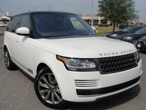 2016 Land Rover Range Rover for sale at Perfect Auto in Manassas VA