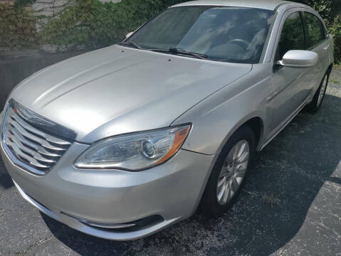 2012 Chrysler 200 for sale at Two Rivers Auto Sales Corp. in South Bend IN