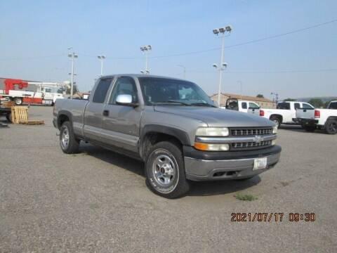 1999 Chevrolet Silverado 1500 for sale at Auto Acres in Billings MT