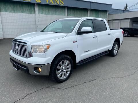 2012 Toyota Tundra for sale at Vista Auto Sales in Lakewood WA