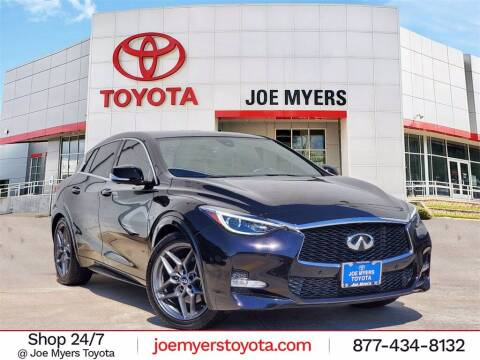 2017 Infiniti QX30 for sale at Joe Myers Toyota PreOwned in Houston TX