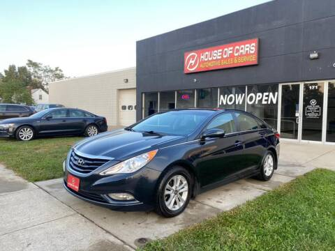 2013 Hyundai Sonata for sale at HOUSE OF CARS CT in Meriden CT