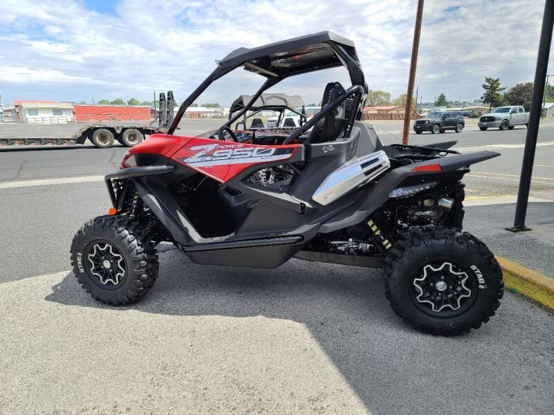 2021 CFMOTO Z950 for sale at WolfPack PowerSports in Moses Lake WA