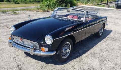 1965 MG MGB for sale at Its Alive Automotive in Saint Louis MO