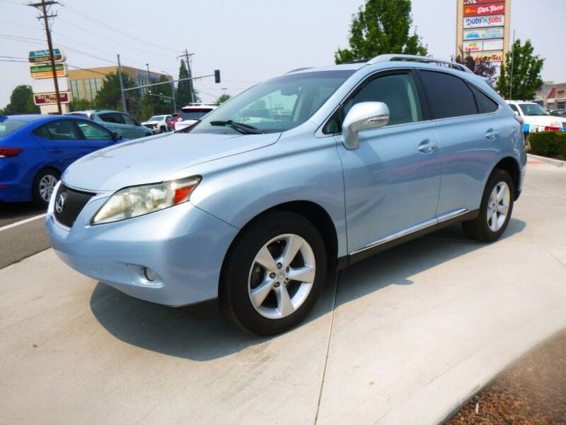 2010 Lexus RX 350 for sale at Ideal Cars and Trucks in Reno NV