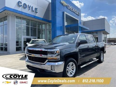 2017 Chevrolet Silverado 1500 for sale at COYLE GM - COYLE NISSAN - New Inventory in Clarksville IN