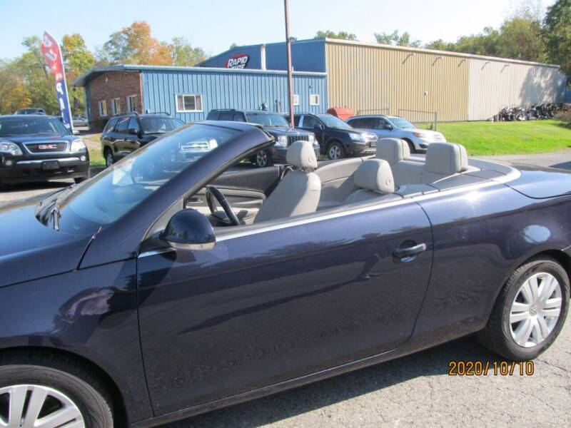 2008 Volkswagen Eos for sale at Mid - Way Auto Sales INC in Montgomery NY