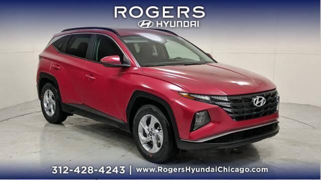 2022 Hyundai Tucson for sale in Chicago, IL