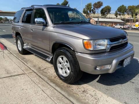 2002 Toyota 4Runner for sale at Beyer Enterprise in San Ysidro CA