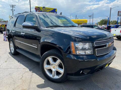 2009 Chevrolet Tahoe for sale at New Wave Auto Brokers & Sales in Denver CO