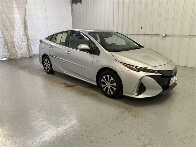 2021 Toyota Prius Prime for sale in Austin, TX
