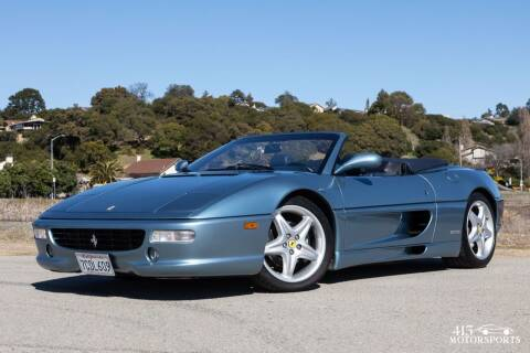 1996 Ferrari F355 for sale at 415 Motorsports in San Rafael CA