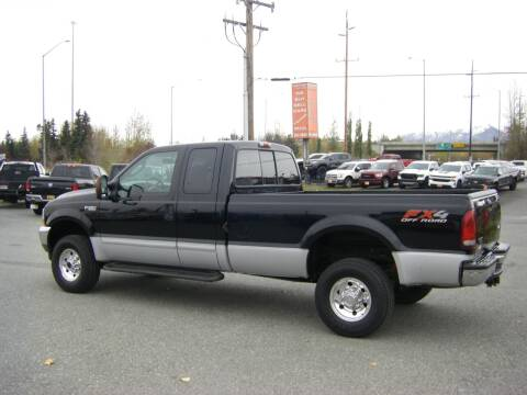 2004 Ford F-350 Super Duty for sale at NORTHWEST AUTO SALES LLC in Anchorage AK