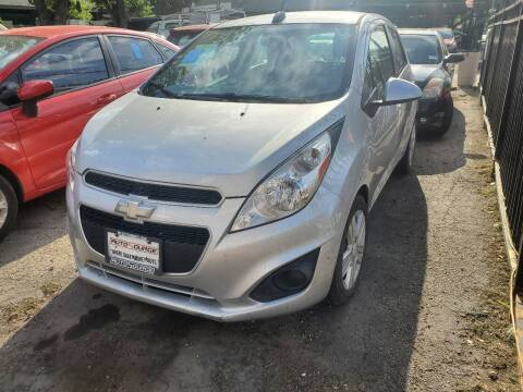 2015 Chevrolet Spark for sale at C.J. AUTO SALES llc. in San Antonio TX