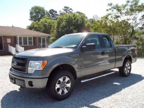 2013 Ford F-150 for sale at Carolina Auto Connection & Motorsports in Spartanburg SC