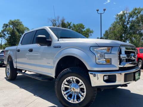2016 Ford F-150 for sale at Street Smart Auto Brokers in Colorado Springs CO