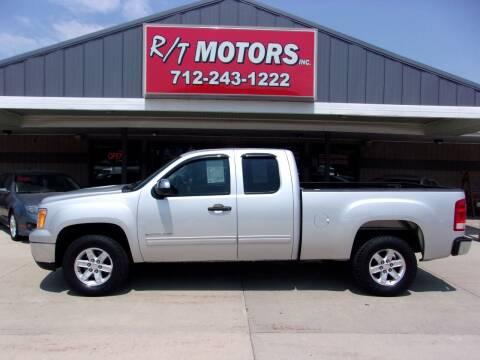 2011 GMC Sierra 1500 for sale at RT Motors Inc in Atlantic IA