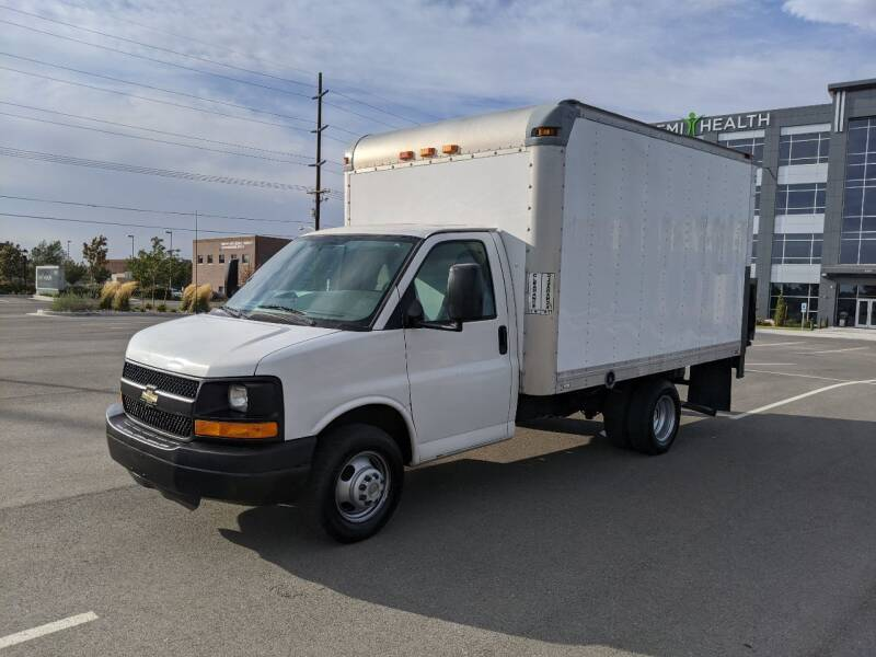 2010 Chevrolet Express Cutaway for sale at ALL ACCESS AUTO in Murray UT