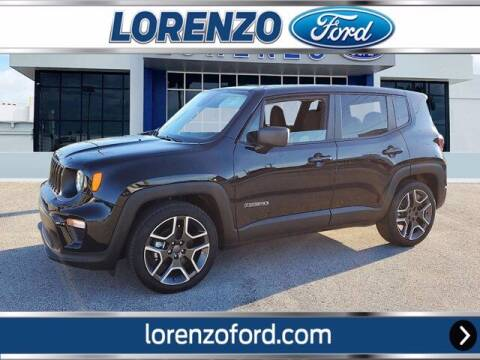2021 Jeep Renegade for sale at Lorenzo Ford in Homestead FL