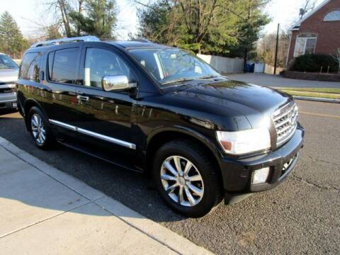 2010 Infiniti QX56 for sale at American Auto Group Now in Maple Shade NJ