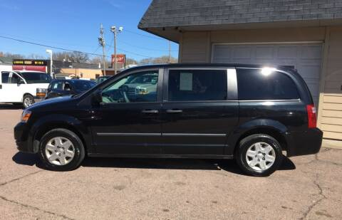 2008 Dodge Grand Caravan for sale at Gordon Auto Sales LLC in Sioux City IA