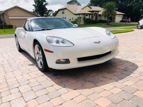 2007 Chevrolet Corvette for sale at Bcar Inc. in Fort Myers FL
