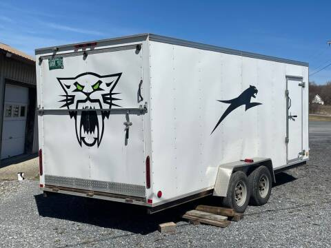 2011 Kristi 3 Place Snowmobile Trailer for sale at Champlain Valley MotorSports in Cornwall VT