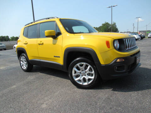 2018 Jeep Renegade for sale at TAPP MOTORS INC in Owensboro KY
