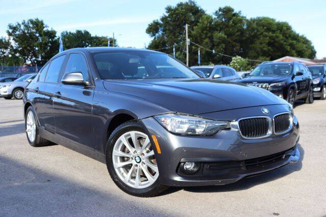 2016 BMW 3 Series for sale at OCEAN AUTO SALES in Miami FL