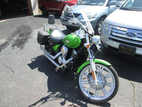 2008 Kawasaki Vulcan 900 Classic LT for sale at Small Town Auto Sales in Hazleton PA