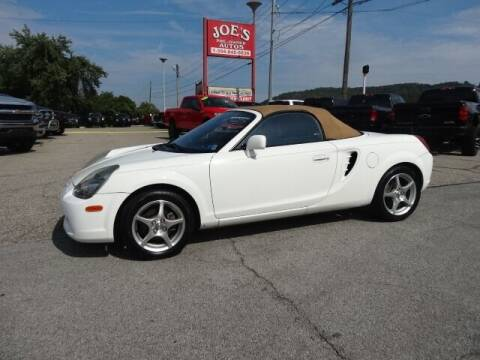2003 Toyota MR2 Spyder for sale at Joe's Preowned Autos in Moundsville WV